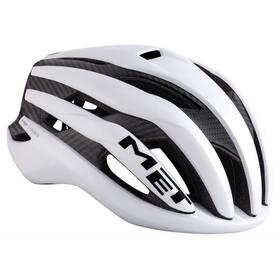 MET Trenta 3K Carbon Helm white